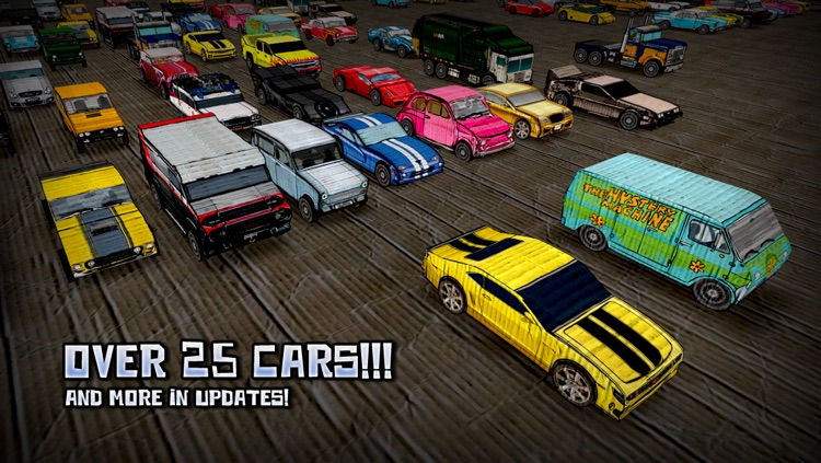 Cars And Guns 3D FREE