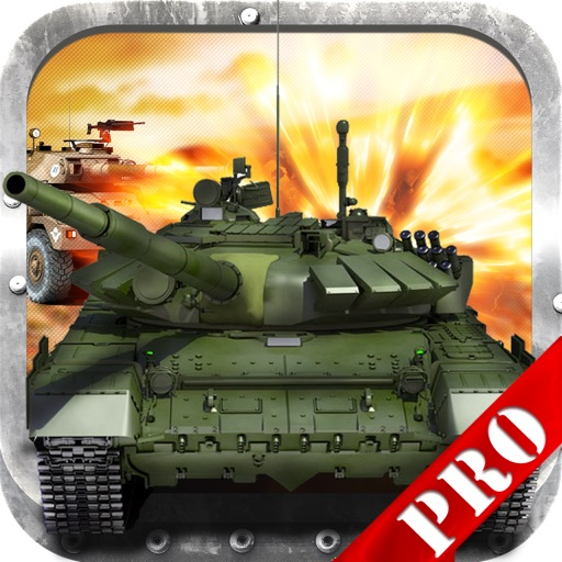 Angry Battle War Tanks PRO - Free Game! icon