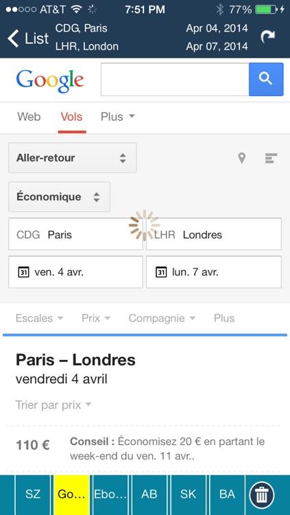 Paris Charles de Gaulle Airport + Flight Tracker screenshot-4