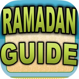 Ramadan (Siyam) Guide - Islamic Apps Series - From Quran / Koran (القرآن) Allah to Teach Muslims salat salah and dua!