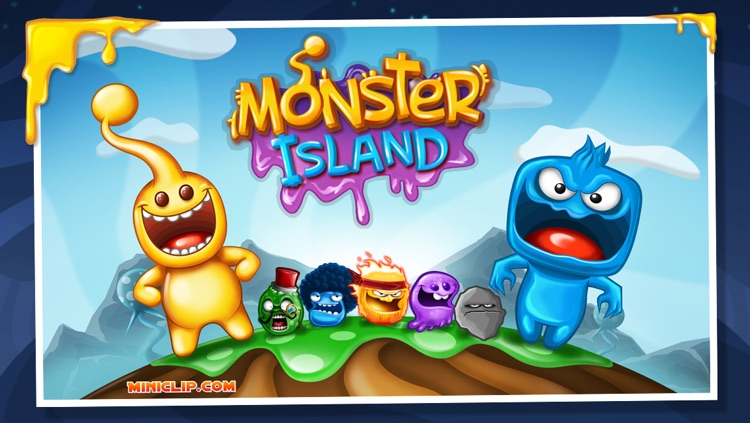 Monster Island screenshot-0