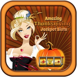 Amazing Thanksgiving Jackpot Slots