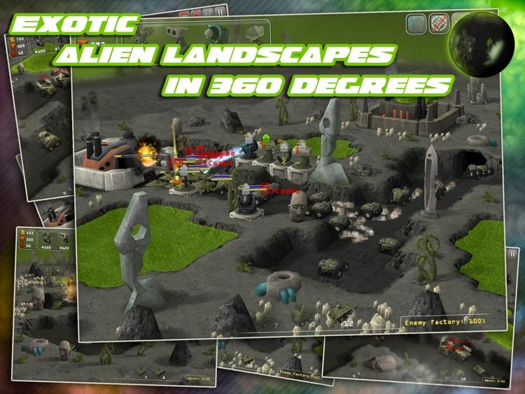 Total Defense 3D HD screenshot-3