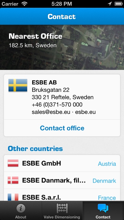 ESBE screenshot-4