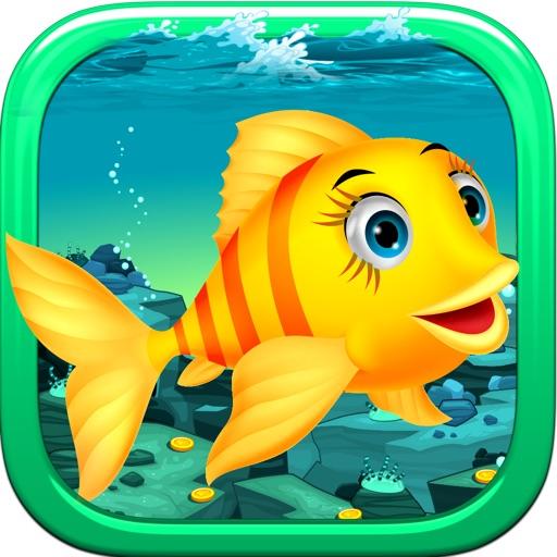 Ocean Fish Control - Underwater Sea Creature Game