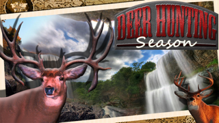 Deer Shooting Season: Buck Animal Safari Hunting