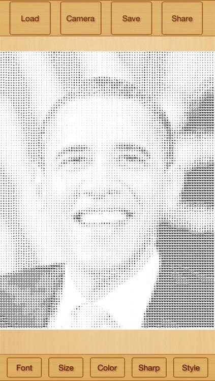 ART of ASCII - FREE screenshot-3
