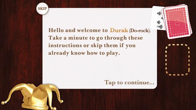 Durak screenshot-4