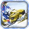 スノーモービルのレース ( Snowmobile Racing )