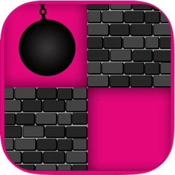A Piano Tap Smash - Don't Step on Color Wrecking Ball Tiles