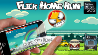 Flick Home Run ! app image