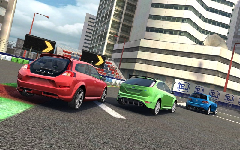 Real Racing 2 Screenshot