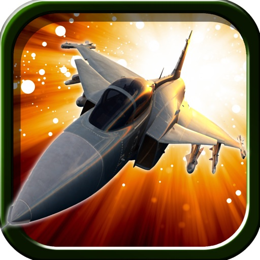 Air Assault Jet Plane Stealth Bomber - An Aerial Combat Warfare Simulator icon