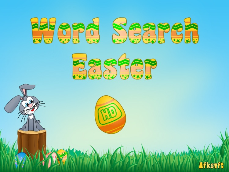 Word Search Easter HD screenshot-3