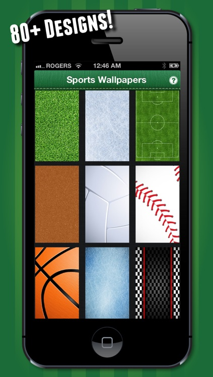 Sports Backgrounds & Wallpapers for Soccer, Football, Basketball, Baseball & More! screenshot-4