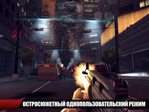 Скачать игру Modern Combat 4: Zero Hour