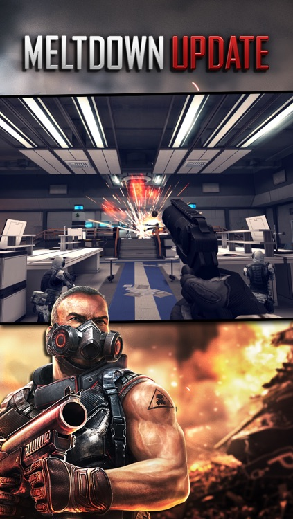 Modern Combat 4: Zero Hour screenshot-0