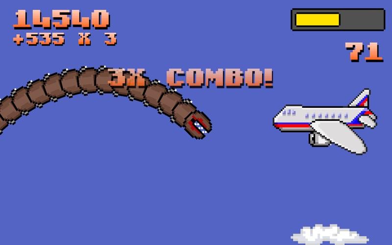 Super Mega Worm – À vous de semer la terreur-capture-5