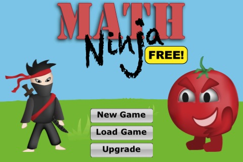 Math Ninja HD Free! screenshot-4