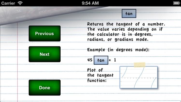 Scientific Fraction Calculator screenshot-4