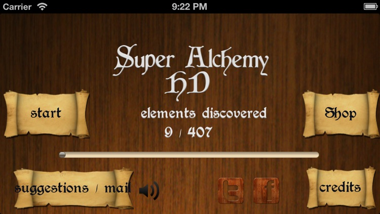 Alchemy HD screenshot-3