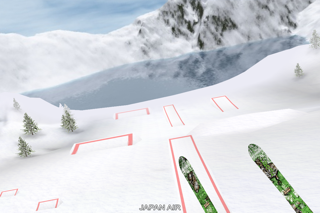 Touch Ski 3D - Presented by The Ski Channelのおすすめ画像2