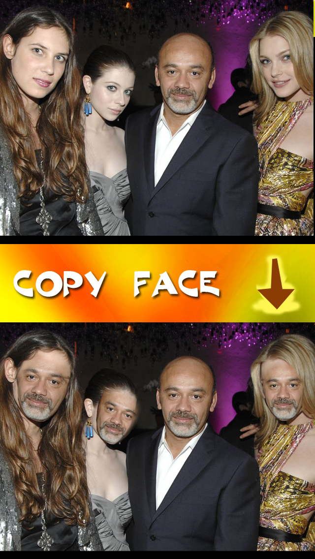 Face Swap and Copy Free – Switch & Fusion Faces in a Photo ScreenShot2
