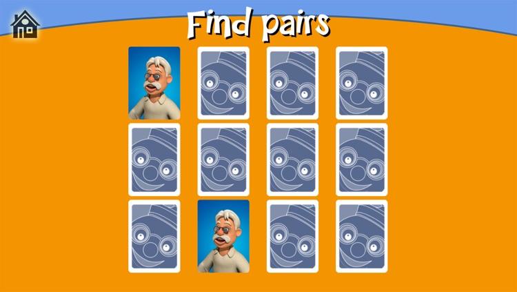 Pinocchio - Book & Games (Lite) screenshot-4