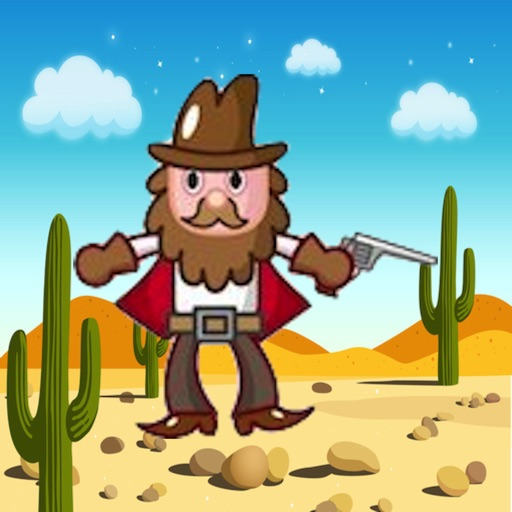 Cowboy Battle: Desert Shoot