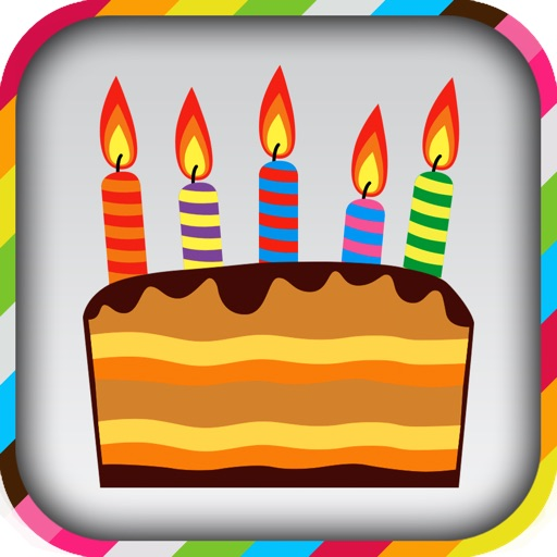 Birthday Invitation Cards icon