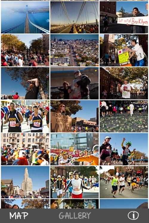 Run in New York - The Marathon Experience for iPhone screenshot-3
