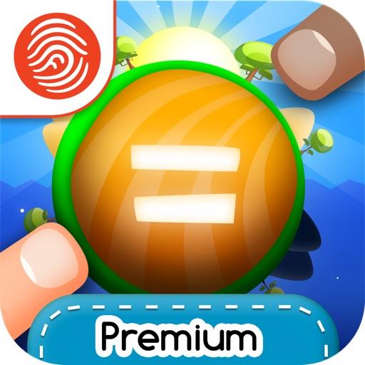 Equator Premium: Collaborative Math - A Fingerprint Network App