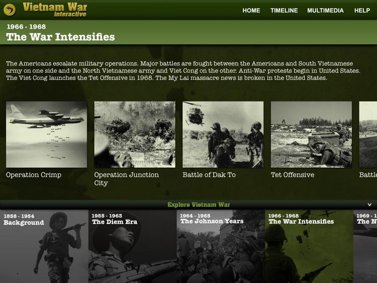 Vietnam War Interactive (Full Version)