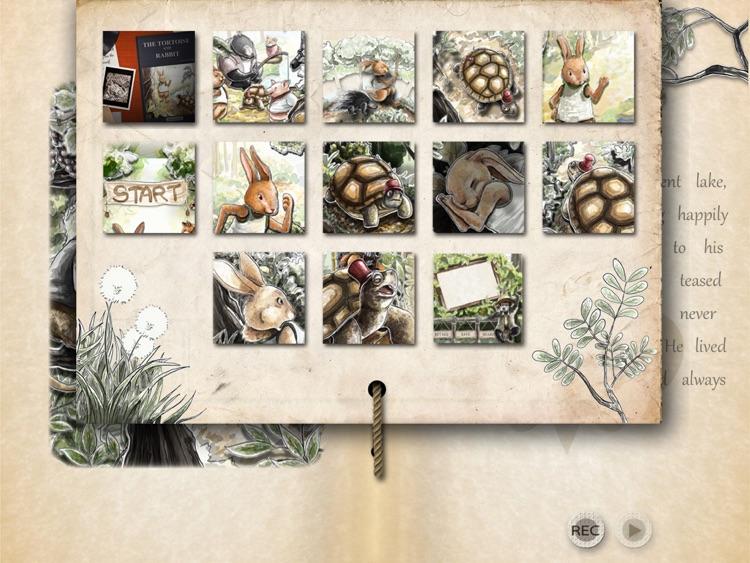 The Tortoise and The Rabbit. screenshot-4