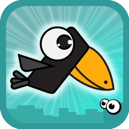 Speedy Crow-The Single Tap Adventure Of A Funny Flying Crazy Bird!