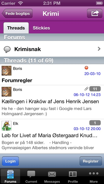 Boggnasker.dk screenshot-3