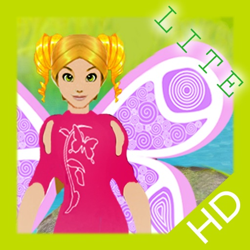 Fairy Princess Dress-Up HD Lite