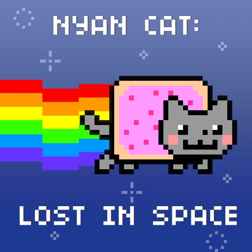 8bit Nyan Cat: Lost In Space