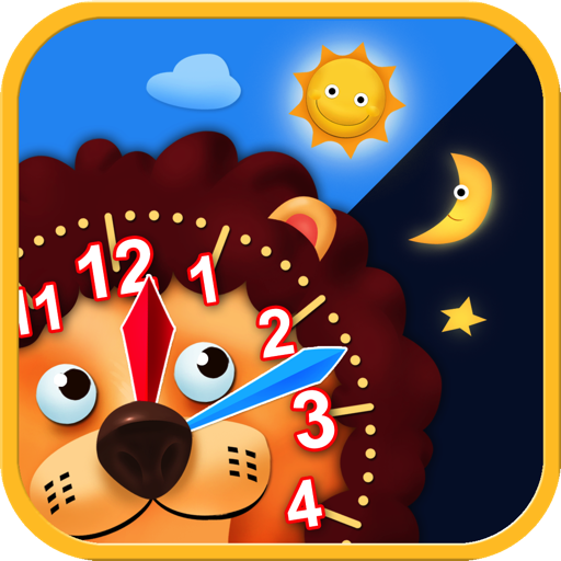 Interactive Telling Time - Learning to tell time is fun icon