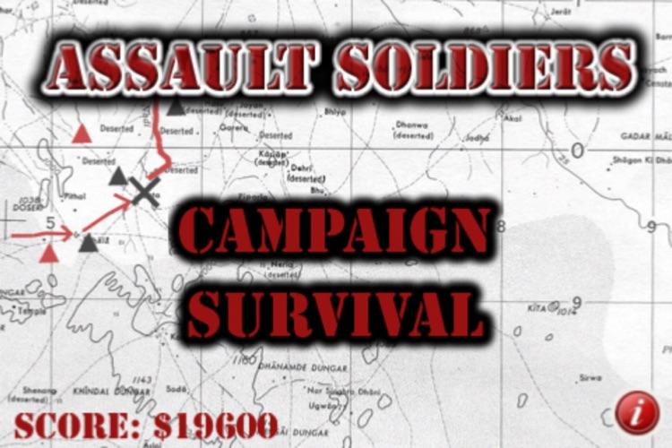 Assault Soldiers Free screenshot-3