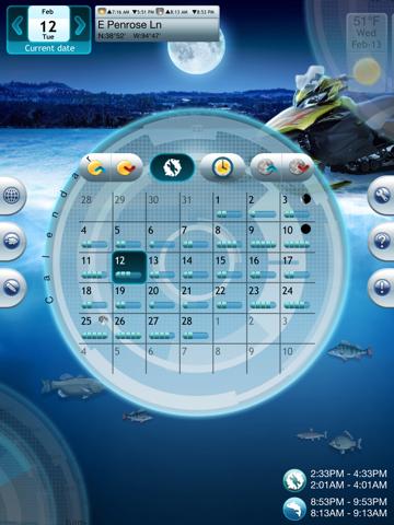 Screenshot #4 for Winter Fishing Deluxe