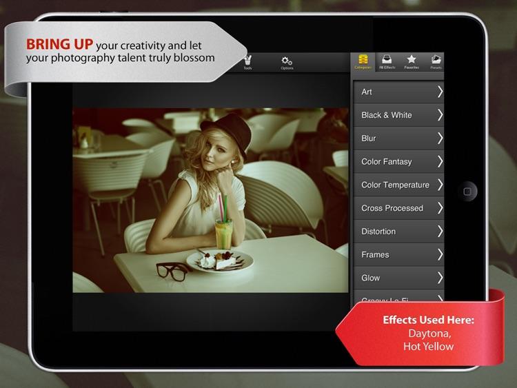FX Photo Studio HD screenshot-3
