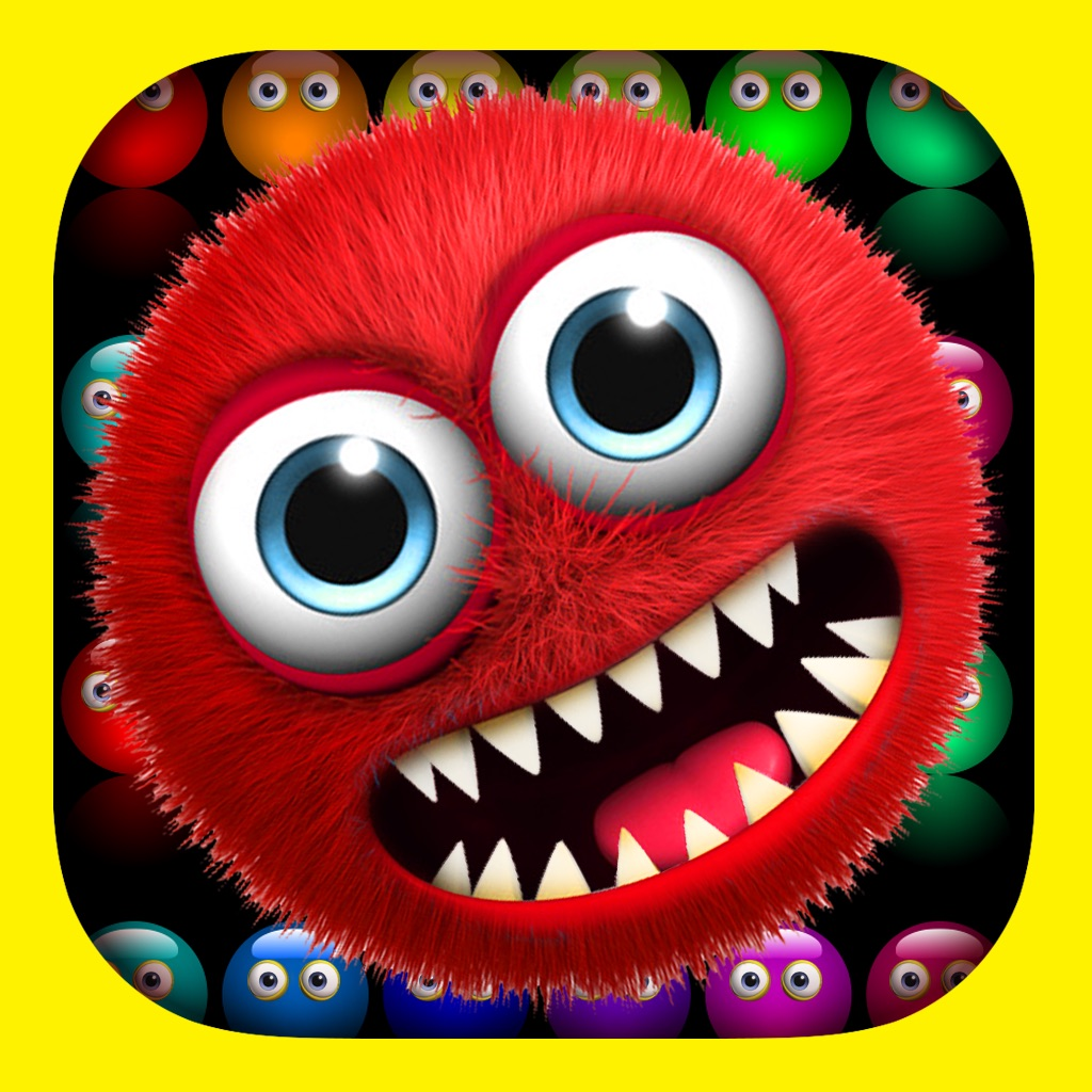 Angry Monster Pop : Top FREE Simple Physics Puzzle Games - By Dead Cool Apps hack