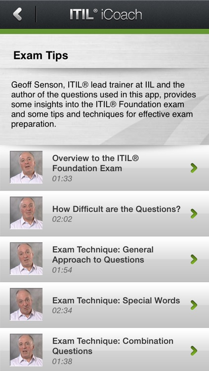 IIL ITIL iCoach screenshot-4