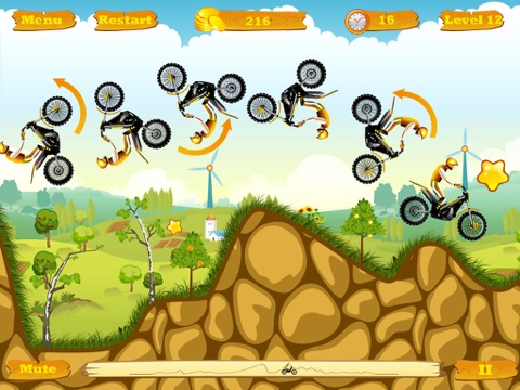 Screenshot #5 pour Moto Race