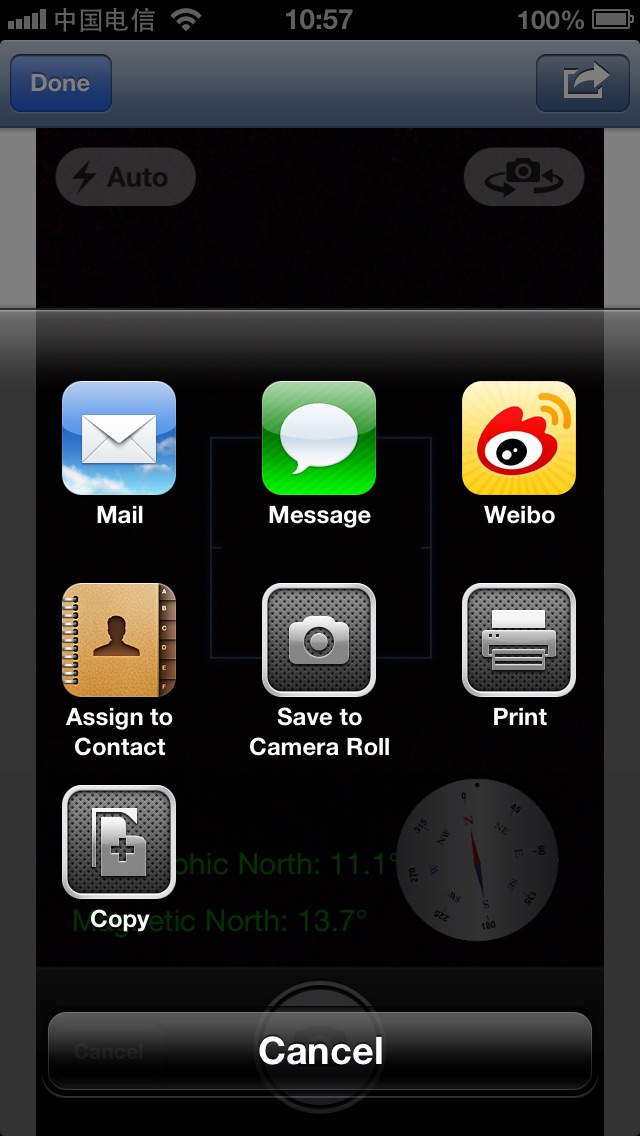 Screenshot for CameraCS - Buy House Camera Compass in Philippines App Store