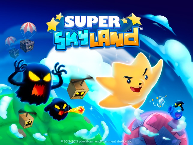 Super Skyland Screenshot