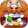 Farm Dentist - Funny Farmer Game