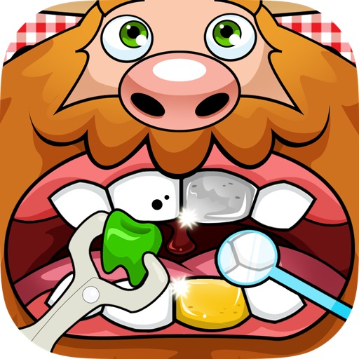 Farm Dentist - Funny Farmer Game