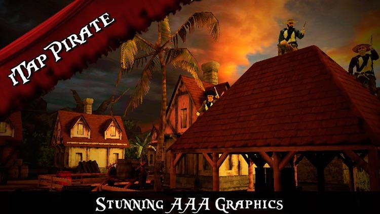 I Tap Pirate. A Sea Survival Adventure Game